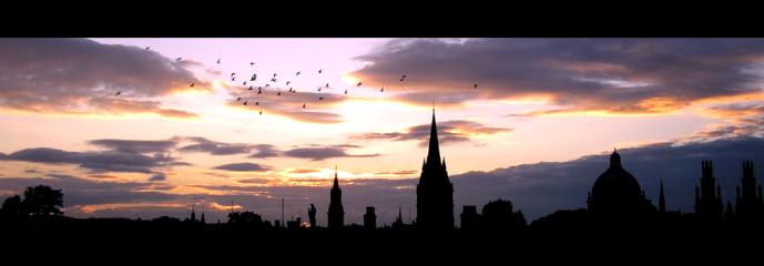 My beloved Oxford