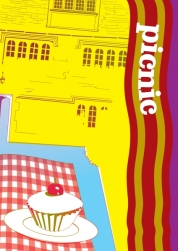Layout and illustration for college magazine, St Edmund Hall (2009)
